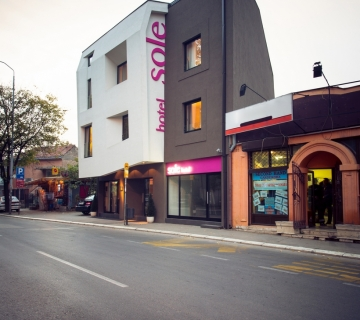 Hotel Sole, Niš